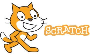 logo du programme Scratch